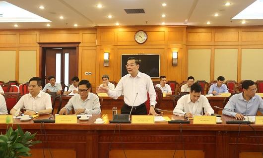 Bộ trưởng Chu Ngọc Anh cho rằng, hợp tác hai bên vẫn chưa tương xứng với tiềm năng, cần đẩy mạnh hợp tác chặt chẽ trong thời gian tới.